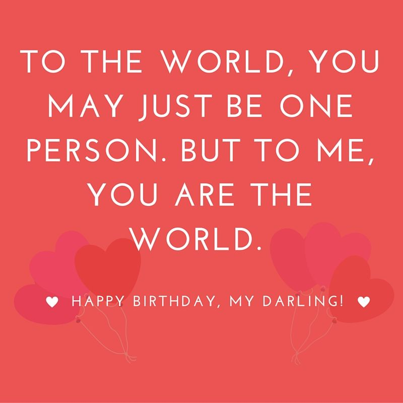 Birthday Quotes For Her
