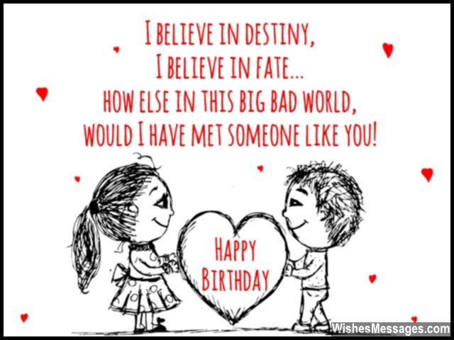 romantic birthday quotes for her