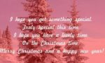 Merry Christmas Images 2019 For Facebook, Whatsapp with Quotes Wishes
